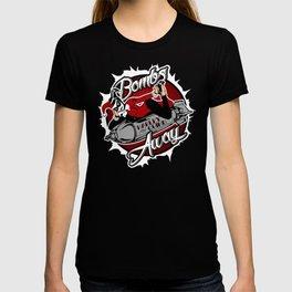 Bombs Away H T-shirt