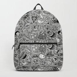 heaps of heads Backpack