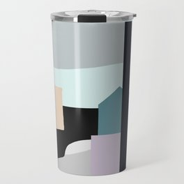 Portland Oregon Travel Mug