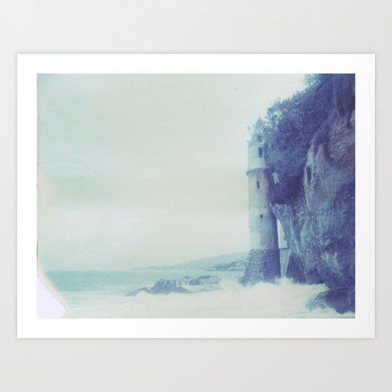 The Lost Sea Art Print