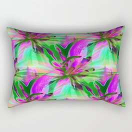 Floral Exotica 2 Rectangular Pillow