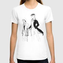 Kaz and Inej T-shirt