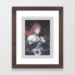 Sister Rosetta Tharpe Framed Art Print
