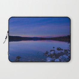 Pahranagat National Wildlife Refuge Sunset #1 Laptop Sleeve