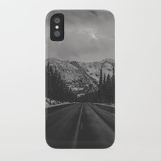 December Road Trip in the Pacific Northwest iPhone X Slim Case