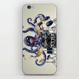 Rocktopus iPhone Skin