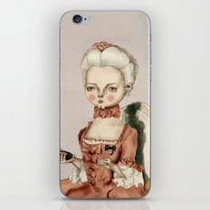 Marie Antoinette iPhone & iPod Skin