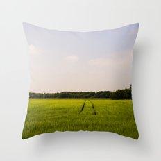 Corn 2 Throw Pillow