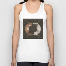 Foxes Unisex Tank Top