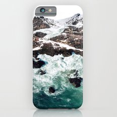 Sea and Mountains Slim Case iPhone 6