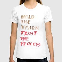 150226 Typography 56 T-shirt