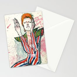 Schiele's Bowie Stationery Cards