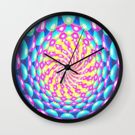 Spherical Enlightenment Wall Clock