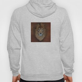 The Lion Known As King Of The Beasts Hoody