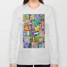 Henri Matisse Montage Long Sleeve T-shirt