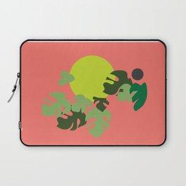 Retro jungle Laptop Sleeve