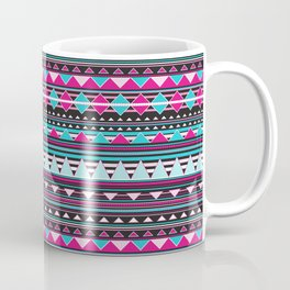 Aztec Stripes by Everett Co Coffee Mug