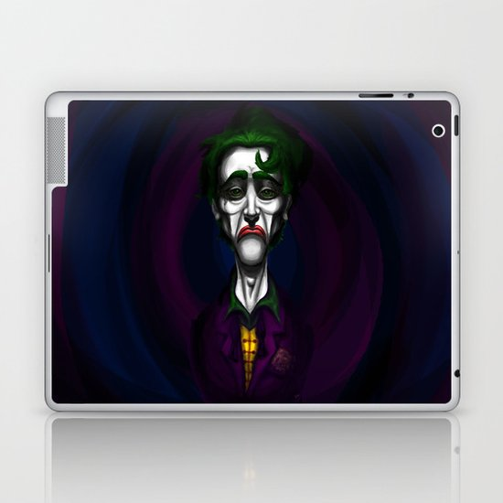 Sad Joker Laptop & iPad Skin