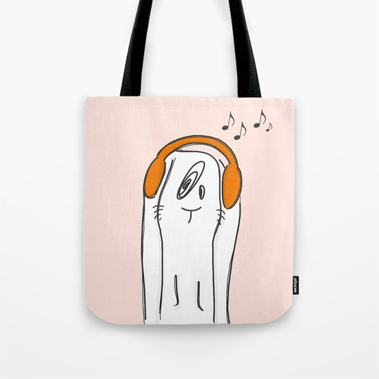 Melancholy Music Tote Bag