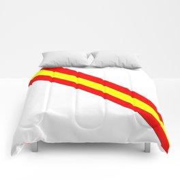 Flag of spain 7-spain,espana, spanish,plus ultra,espanol,Castellano,Madrid,Barcelona Comforters
