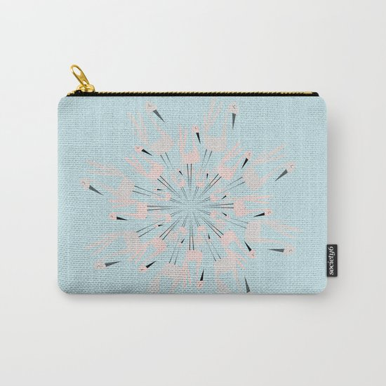 dancing with swans Carry-All Pouch