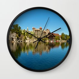 Mohonk Mountain House Wall Clock