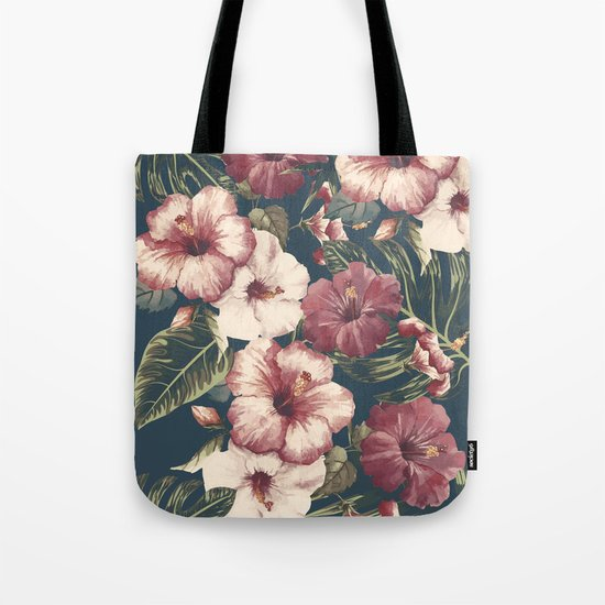 Flower pattern A Tote Bag