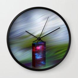 cosmolith Wall Clock