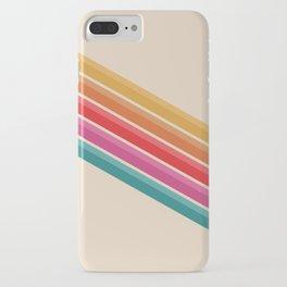 Retro - Downhill #743 iPhone Case