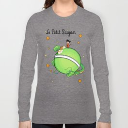Le Petit Saiyan Long Sleeve T-shirt