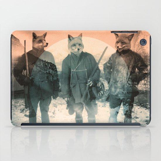 Fox Hunt iPad Case