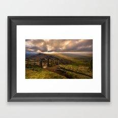 Hope Valley Framed Art Print