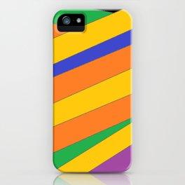Roots - Colour Wrap iPhone Case