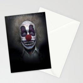 Killer Clown Stationery Cards