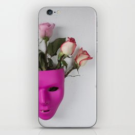 Face over Mind iPhone Skin