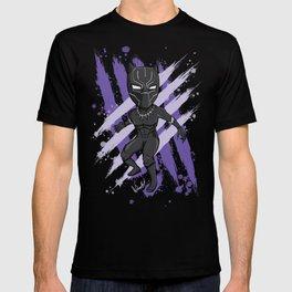 Black Panther (Splatter) T-shirt