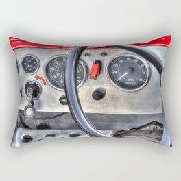 Steering & Dash Rectangular Pillow