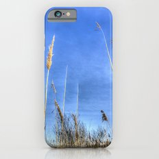 Lake Grass Abstract iPhone 6s Slim Case