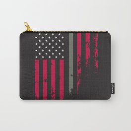 American Military Flag Carry-All Pouch
