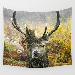The Morning After Wall Tapestry