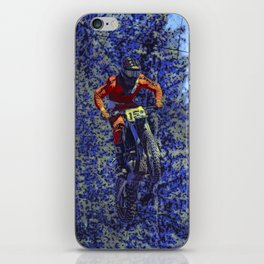 Finish Line Jump - Motocross Racing Champ iPhone Skin