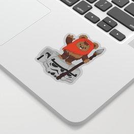 Yub Nub! Sticker