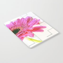 Unique Duvet Cover - Floral Design  Notebook