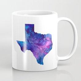 Texas galaxy Coffee Mug