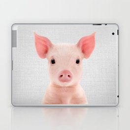 Piglet - Colorful Laptop & iPad Skin