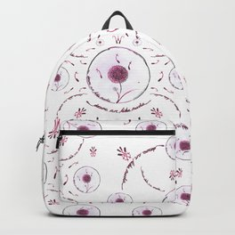 Dreams are like seeds - Pattern Backpack