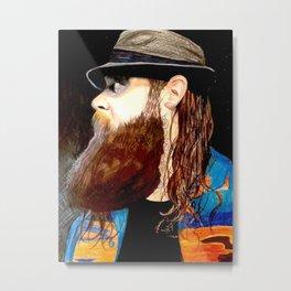 Bray Wyatt Metal Print