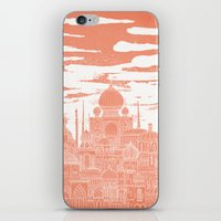 venus iPhone & iPod Skins featuring Venus by David Fleck