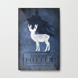 The Prizoner of Azkaban Metal Print
