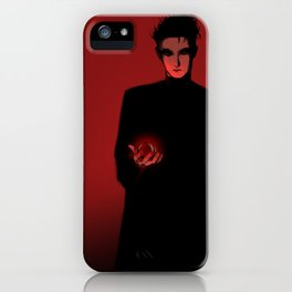 Is this how the devil looks like? iPhone Case